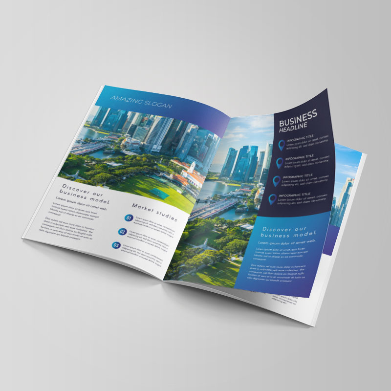 A4 Booklets