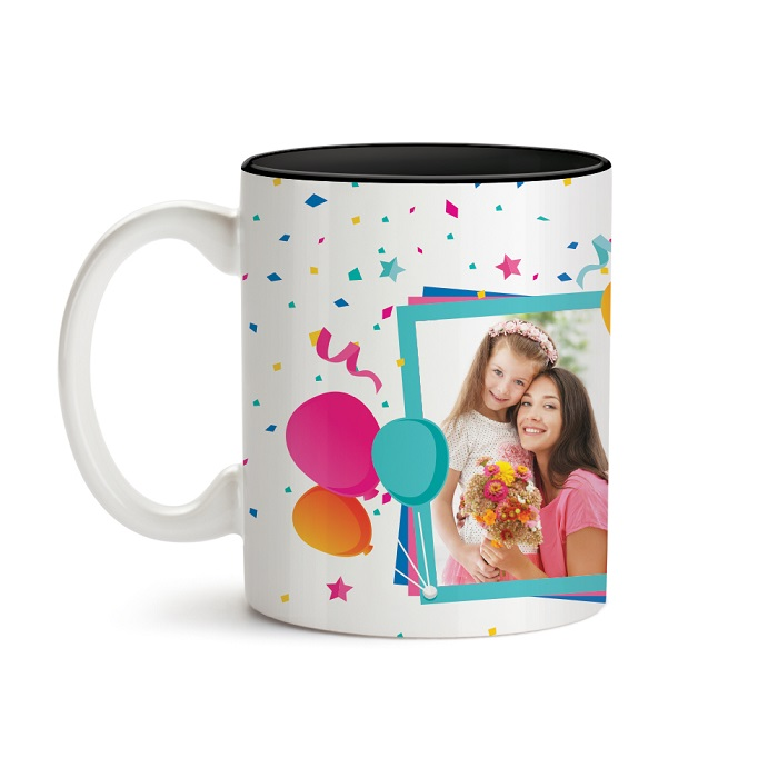 Black Inside Mug 11oz
