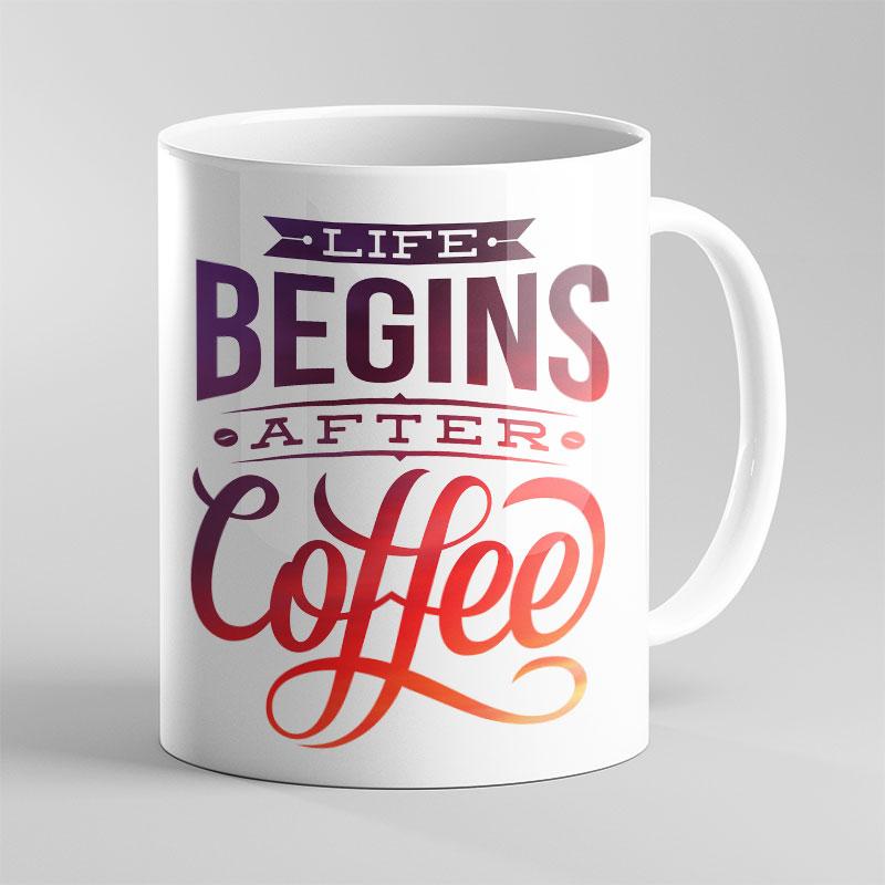 Coffee – Tea Mug 11oz