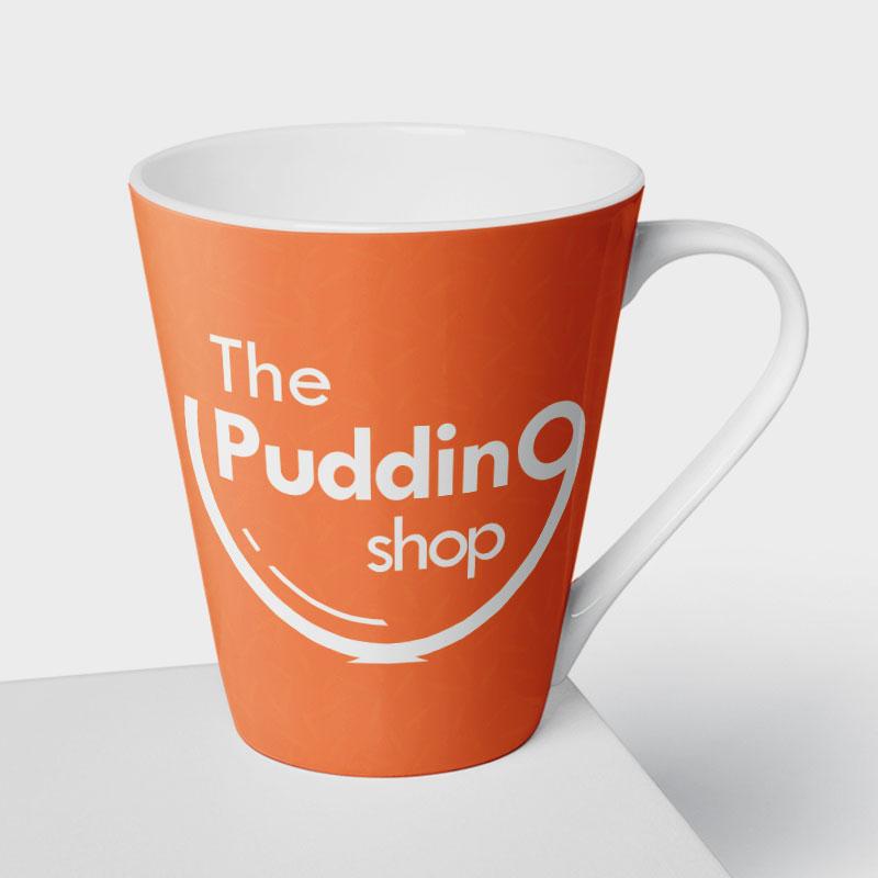 Latte – Coffee – Tea Mug White 12oz