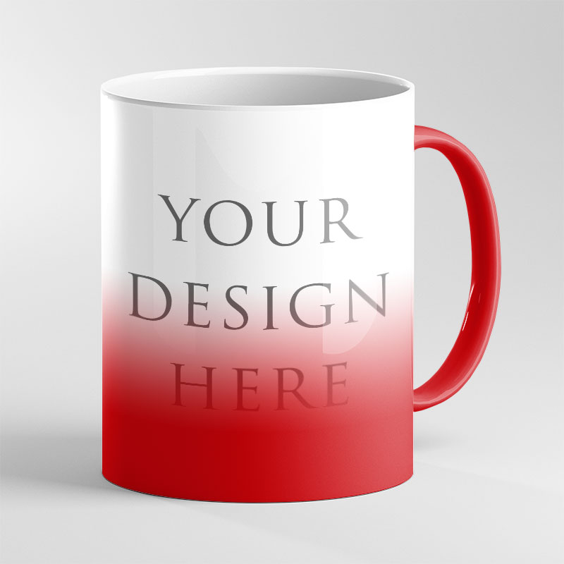 Red Magic Mug 11oz