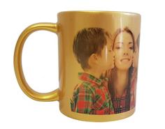 Gold Mug 11oz
