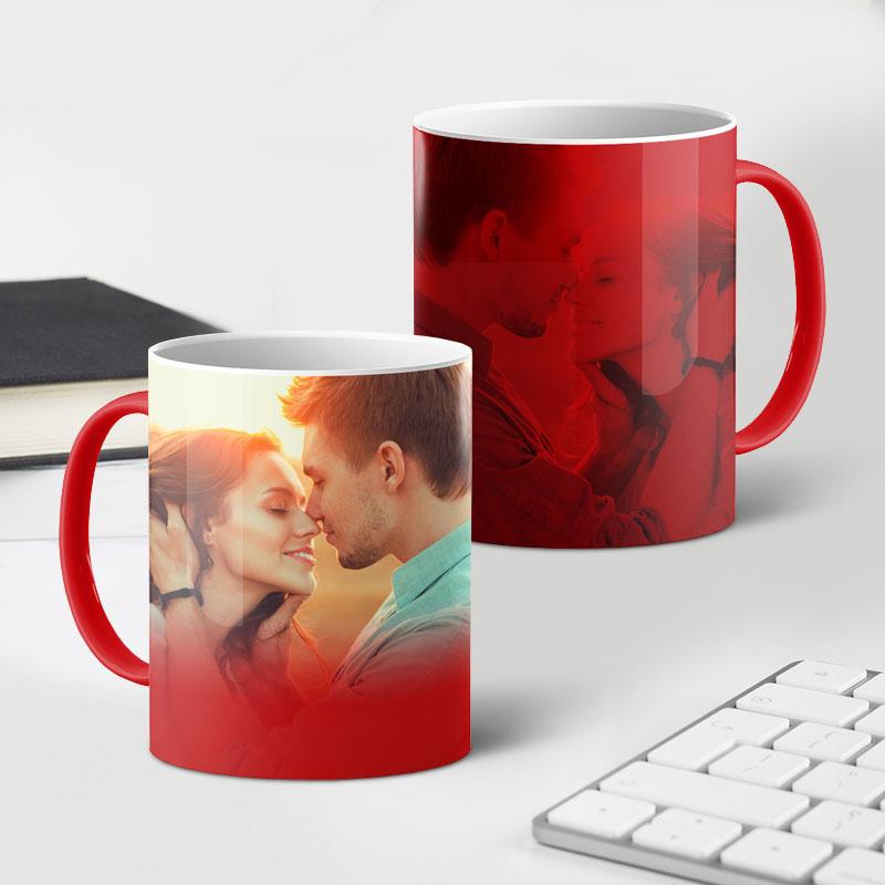 Red Magic Mug 11oz