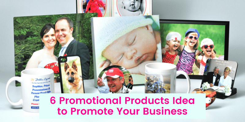 6 Promotional Products Idea To Promote Your Business