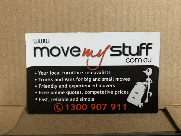 move my stuff business cards