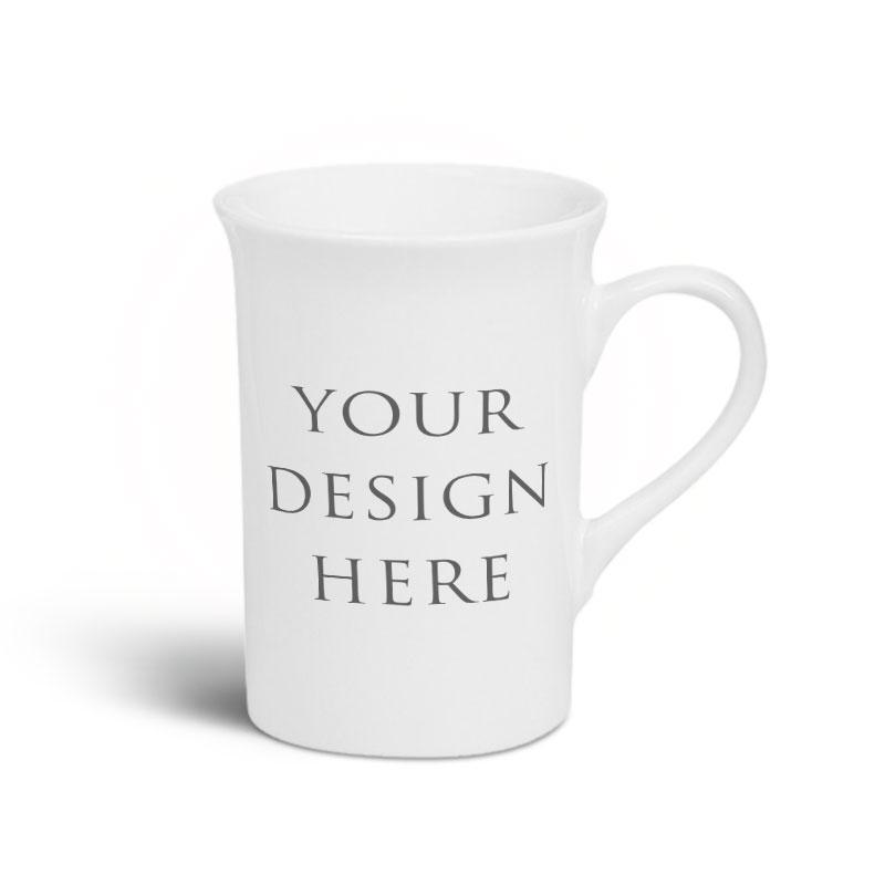 Flare White Mug