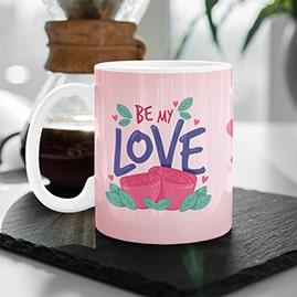 Be My Love Mug