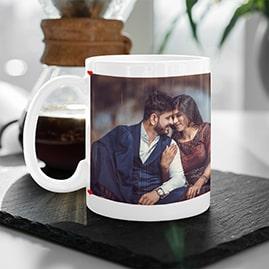 Couple Photo Mug