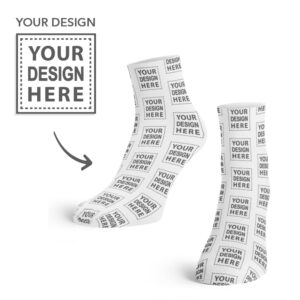Custom Your Design Here Ankle Socks