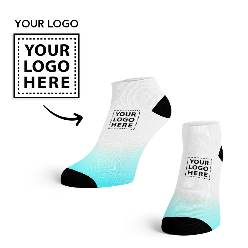 Custom Business Ankle Socks