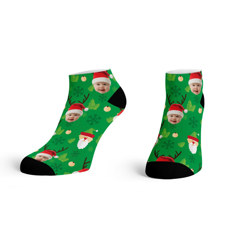 Christmas Ankle Socks