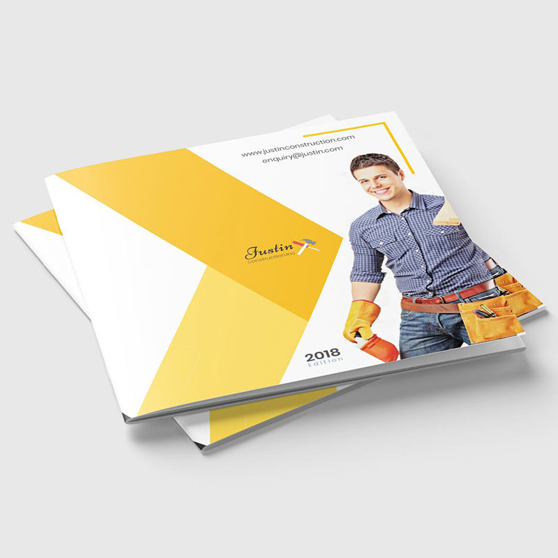 Custom Size Booklets