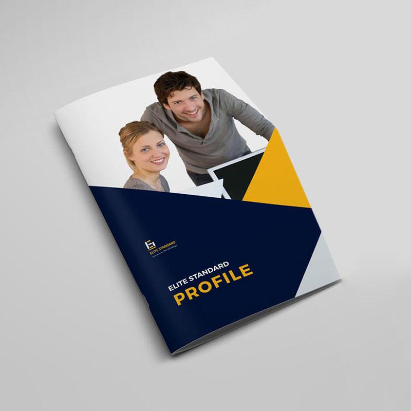 Die Cut Booklets