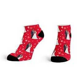 Wedding Couple Ankle Socks