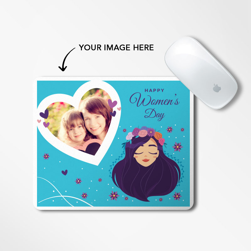 Women's Day Mouse Pad