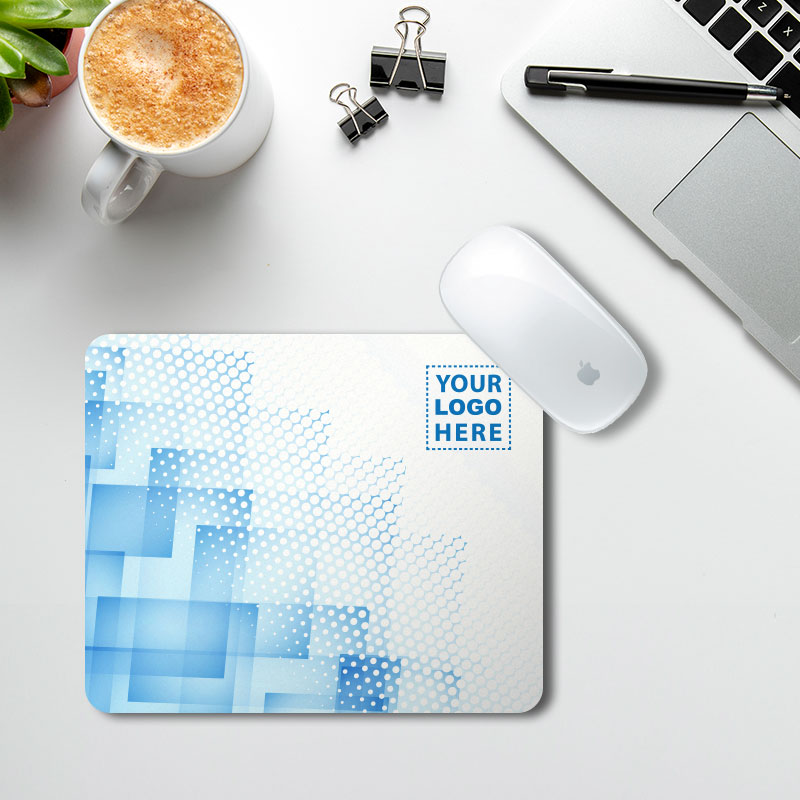 Your Logo Here Mouse Pad