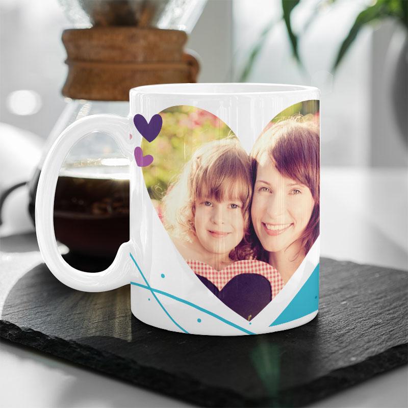 Women's Day Floral Mug