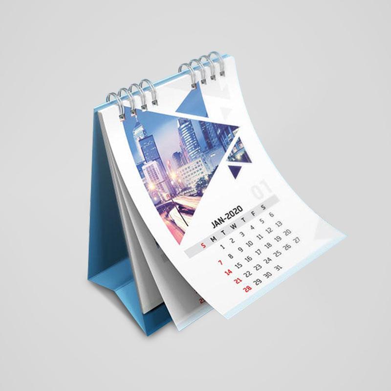 Custom Size Calendars