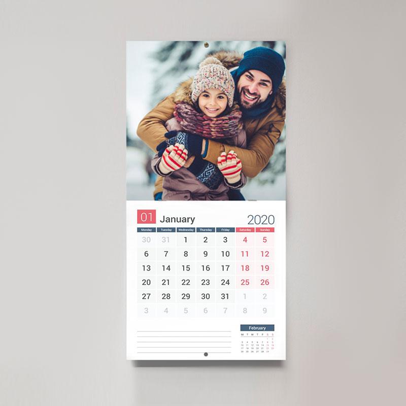 Square Calendars