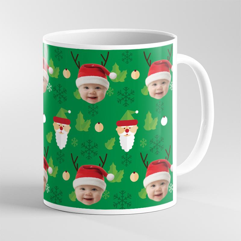 Christmas Tea Mug