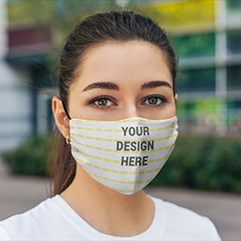 Comfort Hexa Cotton Face Mask