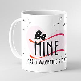 Be Mine Couple Mug