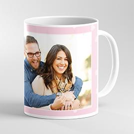 Pink Valentine Mug