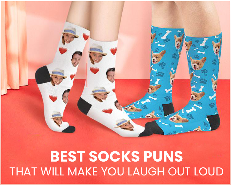 25 best sock puns that will make you laugh out loud