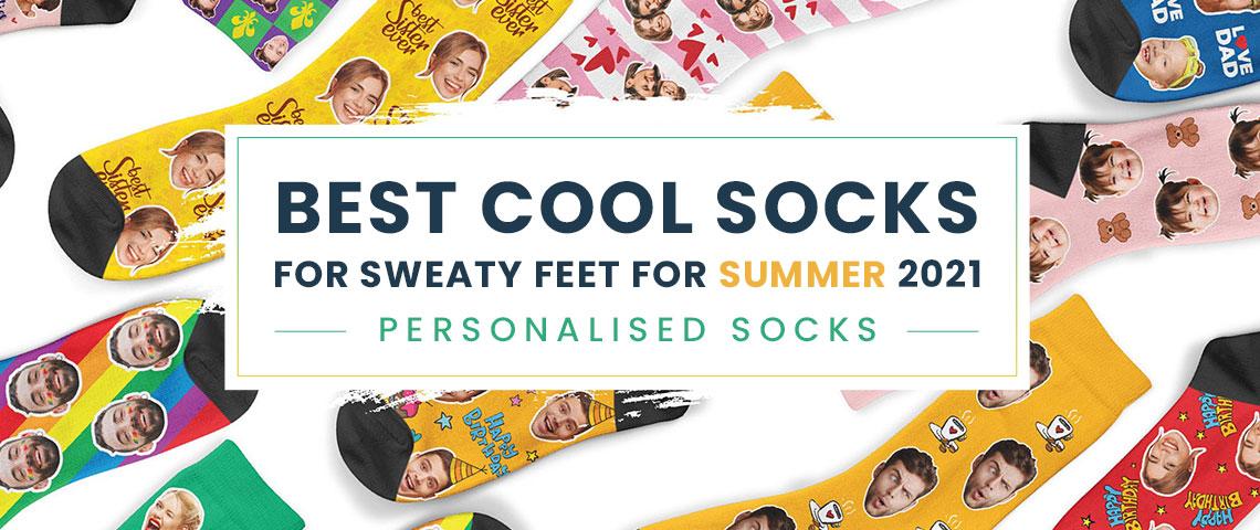 Best Cool Socks For Sweaty Feet For Summer 2021