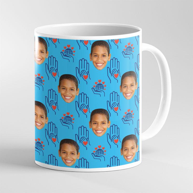 Customized Charity Mugs