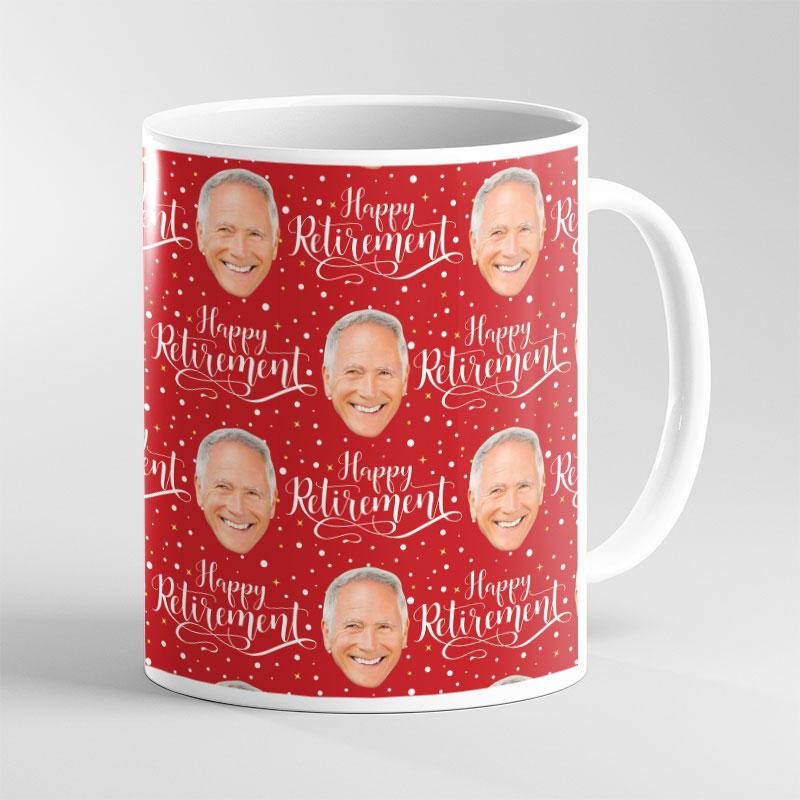 Personalised Retirement Mugs