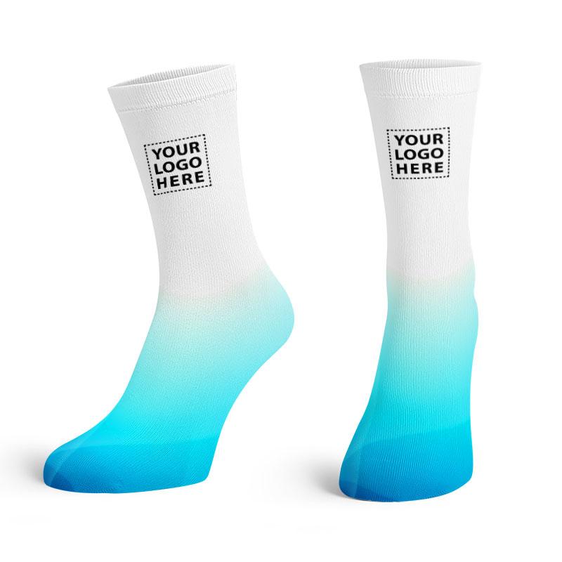 Custom Business Crew Socks