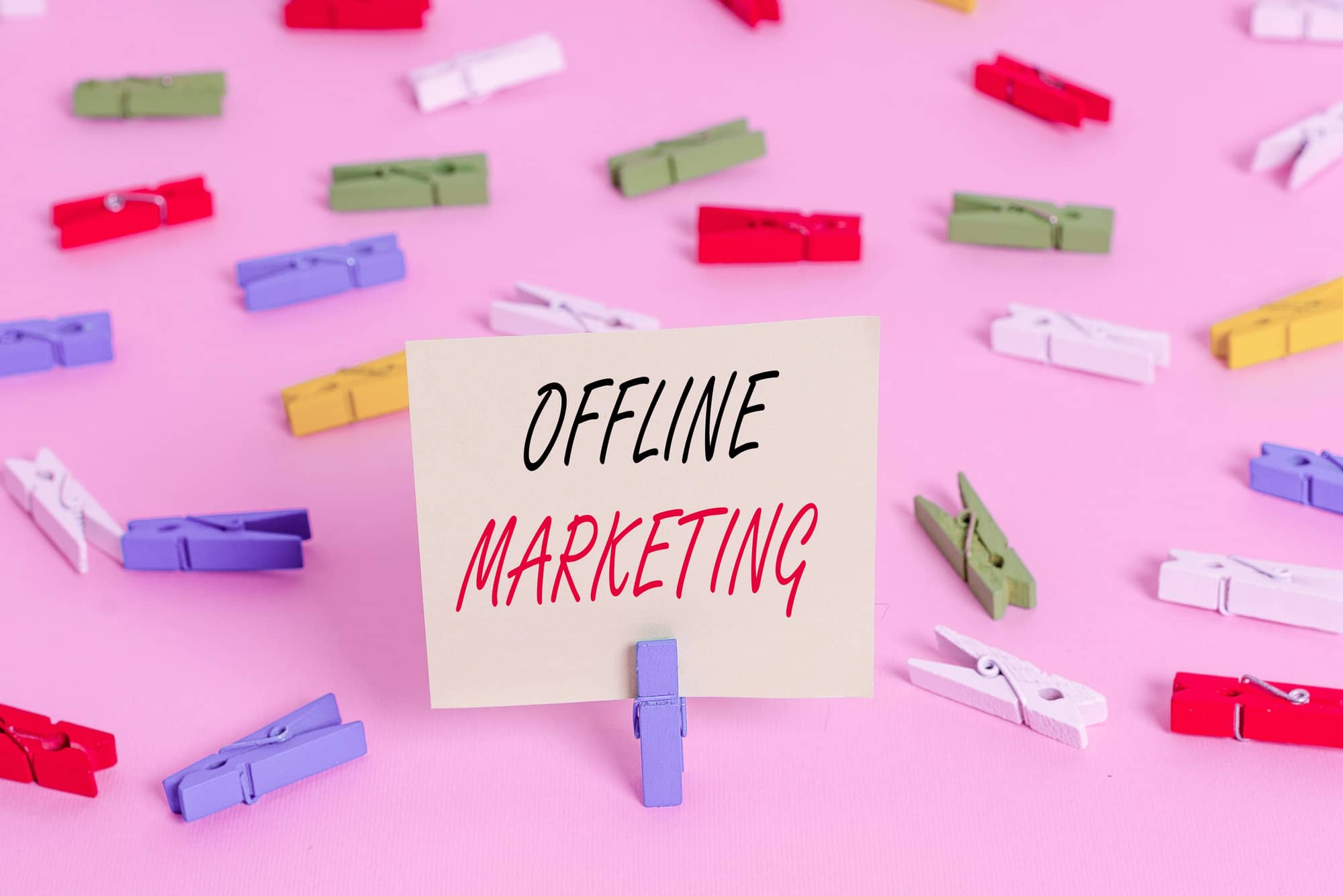 Top Offline Marketing Strategies that Gives best ROI in 2021