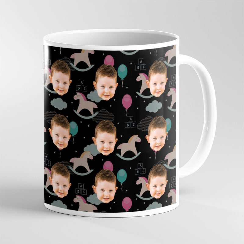 Personalised Children Mugs