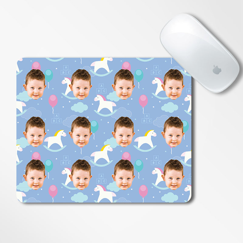 Personalised Attractive Children Mouse Pad