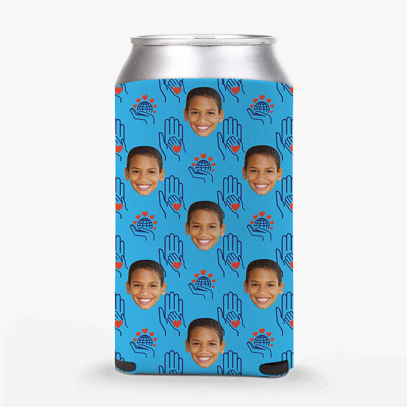 Personalized Charity Stubby Holder