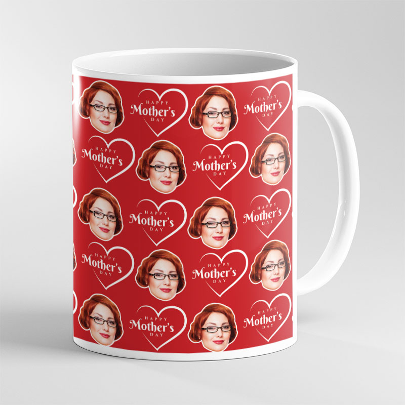 Personalised Mother's Day Mugs
