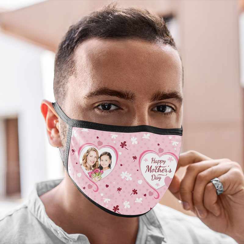 Reusable Mother's Day Face Mask