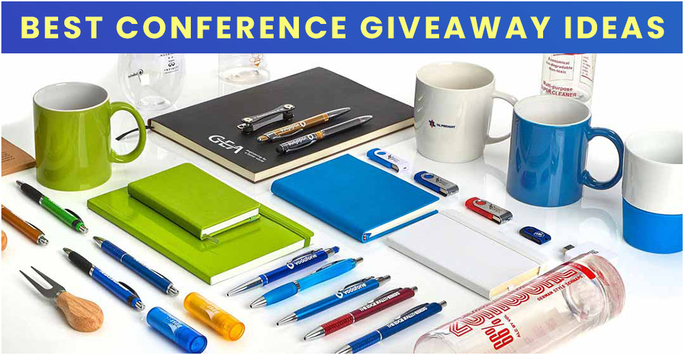 Top 20 conference giveaway ideas